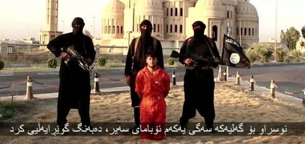 ISIS has made several videos of its horrific beheadings.
