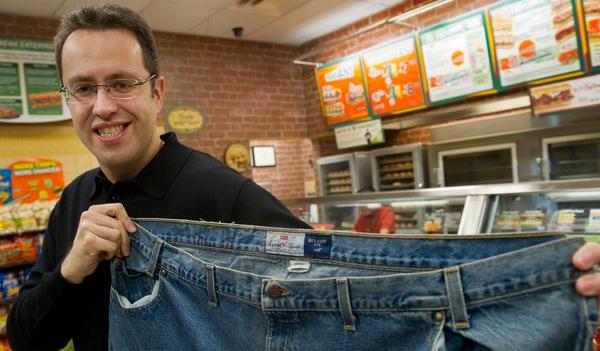 Subways Jared Fogle pummeled in bloody prison brawl