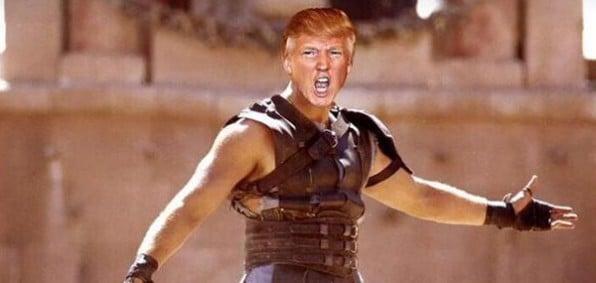 trump-gladiator