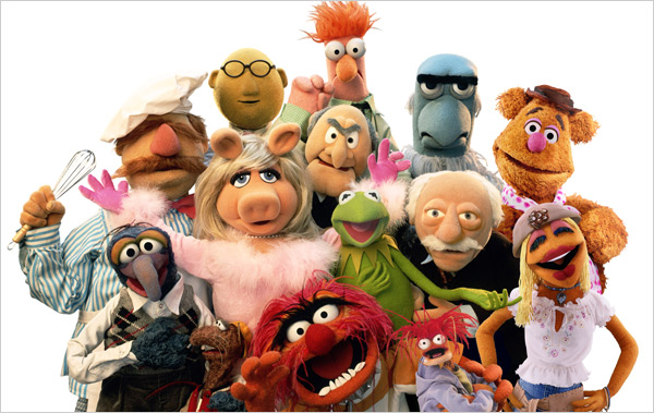 Muppets, circa 2016: 'Full-frontal nudity' - WND