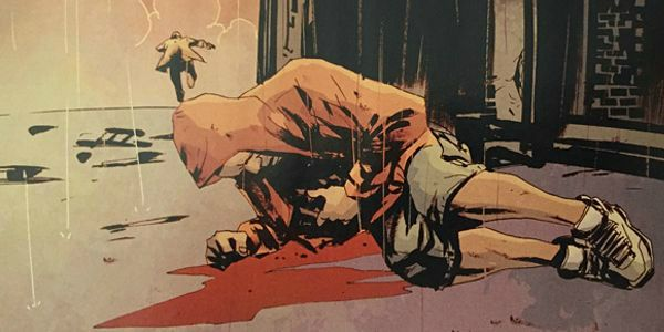 DC Comics' latest issue of Batman will focus on police brutality and its effects on urban minorities. (Image: DC Comics)