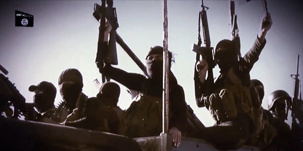Islamic State (Photo: PBS screenshot)