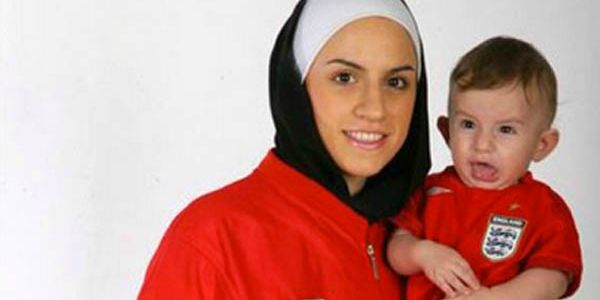 Iranian soccer star Niloufar Ardalan will not play in  the Asian Football Federation Women's Futsal Championship because her husband invoked Islamic law to prevent her from traveling. (Image: Facebook, Niloufar Ardalan)