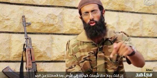British ISIS terrorist furious over Arab culture