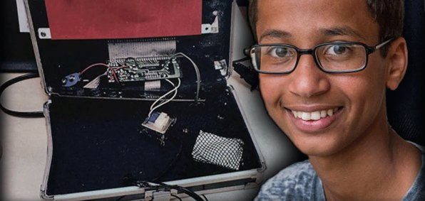"Ahmed Mohamed, a.k.a. ""Clock Boy"""