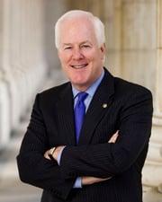 Majority Whip, Sen. John Cornyn, R-Texas