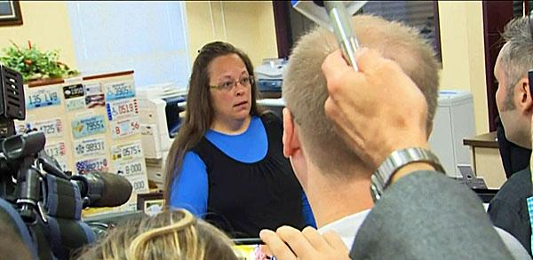 Motion filed against judge who jailed Kim Davis for Christian beliefs