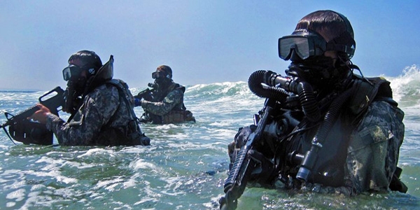U.S. Army Special Forces (photo: Department of Defense)