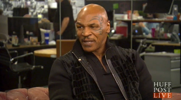 Mike Tyson in Trump's corner: 'Yeah, hell yeah! Big time'