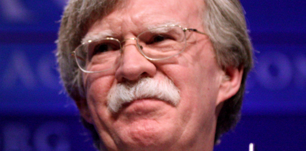 John Bolton, former U.S. ambassador to the United Nations (Credit: Wikipedia)