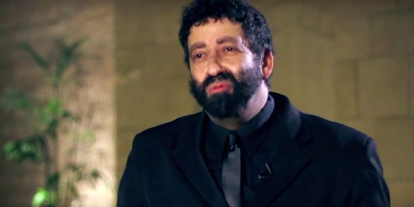 Best-selling author and Messianic Rabbi Jonathan Cahn