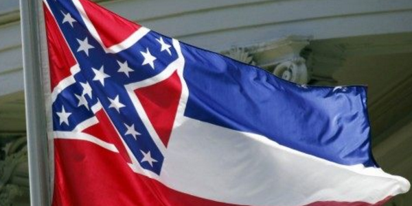 Mississippi says it's not removing the Confederate image from its state flag.