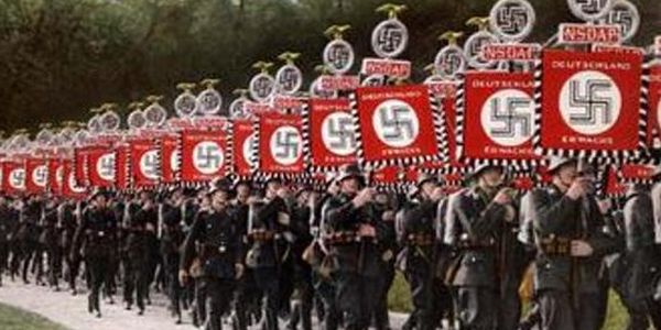 principles of nazism Religion to the nazis were to be freely practiced as long as it was of no danger to the state they altered many major religions to fit the nazi ideals these are the main principles of nazism.