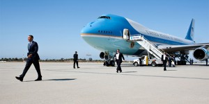 Air Force One (White House photo)