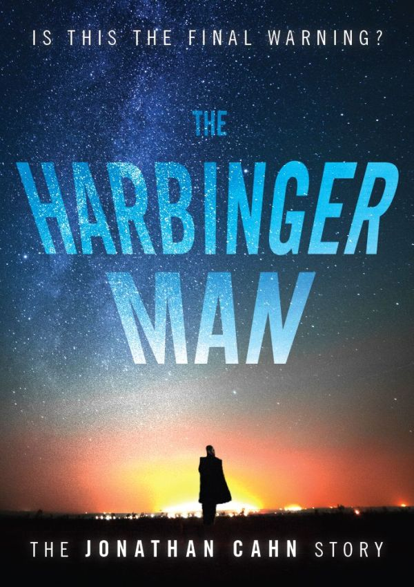 The Harbinger Man Cover high res