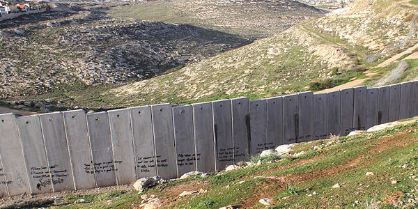 The West Bank (Credit: Wikipedia)