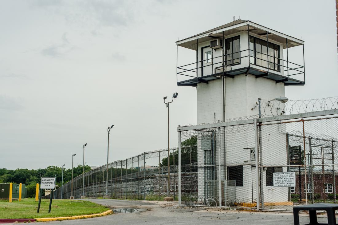 Bureau of Prison: Prisoners could be our saving grace