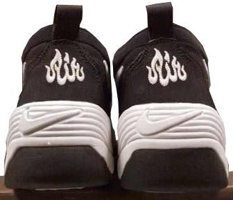 Allah Nike Shoes Pics