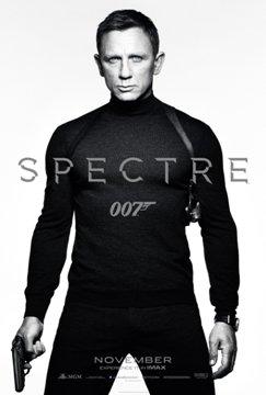 James Bond fights Big Brother, New World Order