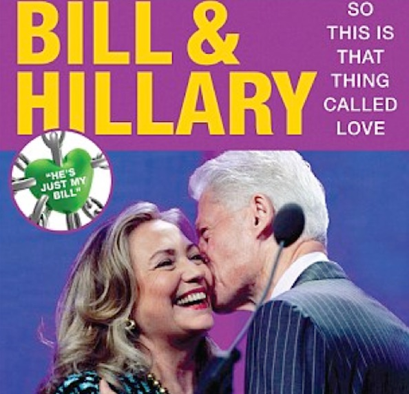 Bill Clinton book