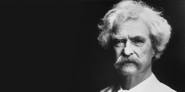Samuel Clemens aka Mark Twain