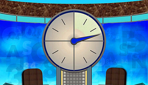 Christmas Count Down Clock