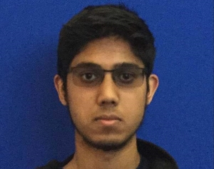 Faisal Mohammad was an 18-year-old student at UC-Merced.