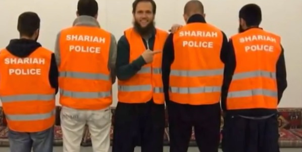 "A German court ruled Dec. 10, 2015 that ""Shariah police"" can operate on city streets"
