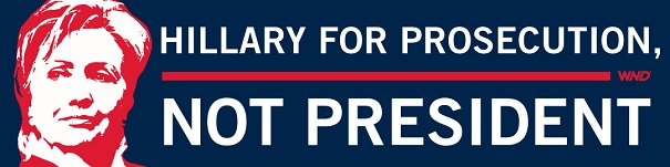 HillaryBumperSticker
