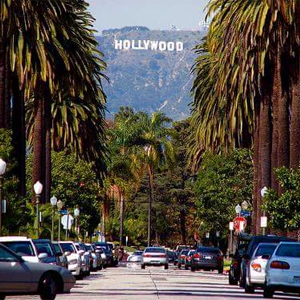 Hollywood, California (Photo: Twitter)