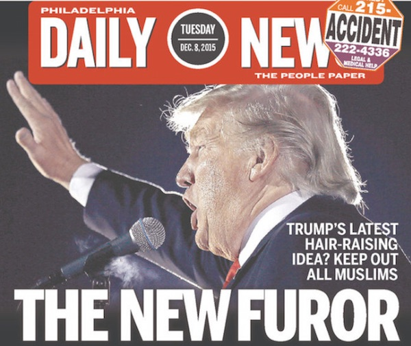 Philly Daily Trump