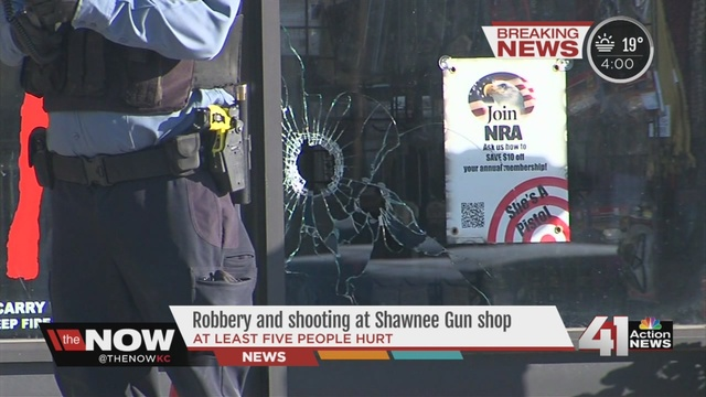 Armed robber kills store owner, claims 'self-defense'
