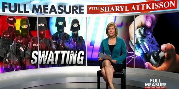 Rape threats, death threats, and finally 'swatting'