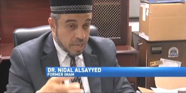 Nidal Alsayyed (Photo: KFDM Fox 4 screenshot)