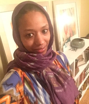 "Wheaton College Professor Larycia Hawkins, a Christian, is wearing the hijab or Muslim head scarf ""in religious solidarity with Muslims."""
