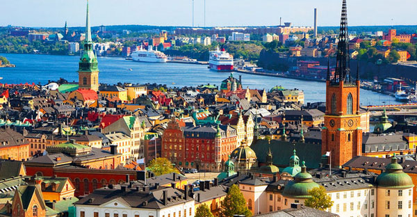 Sweden Buckling Under Muslim Immigration