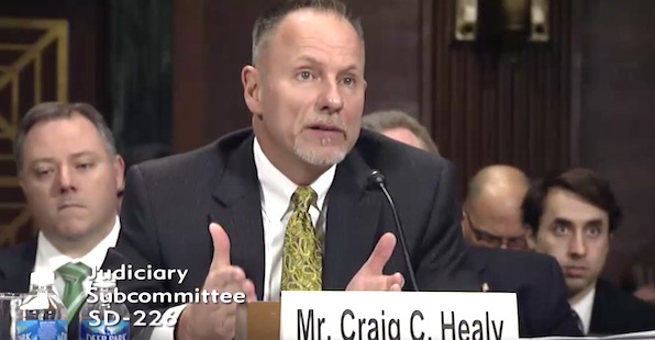 Craig Healthy, Homeland's assistant director for national security investigations