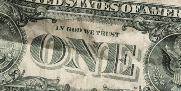 "Atheists have sued to remove ""In God We Trust"" from America's currency."