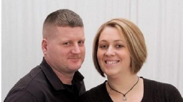 John Kevin and Melissa Wood
