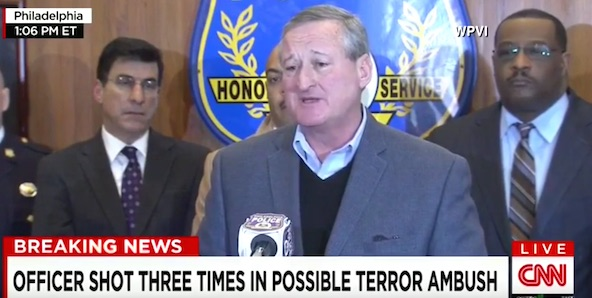 Philadelphia Mayor Jim Kenney said a cop killer, who confessed to carrying out crime in the name of Islam, was wrong.