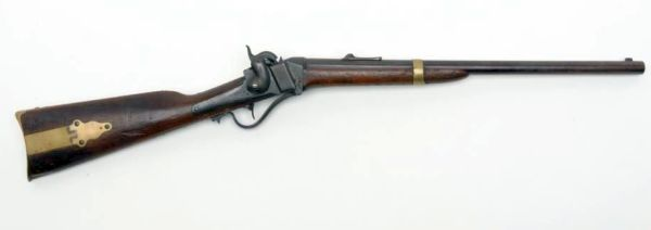"Sharp's rifle, called ""Beecher's Bible"""