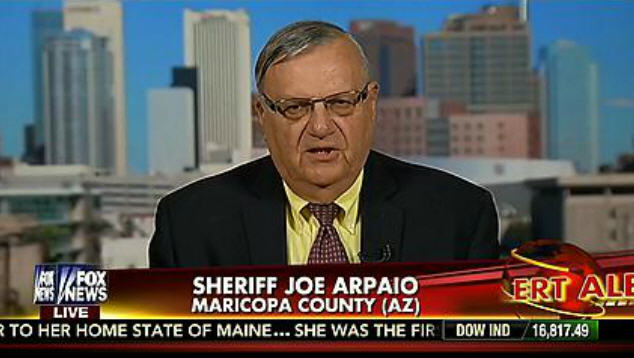 sheriff arpaio press conference