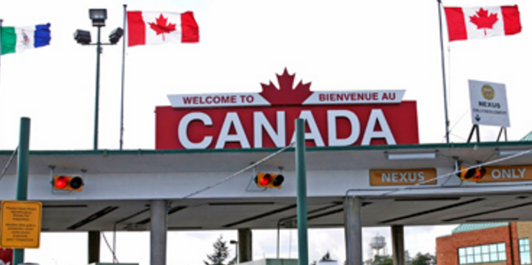 At least one U.S> senator has expressed concerned about the risks from the Canada border.
