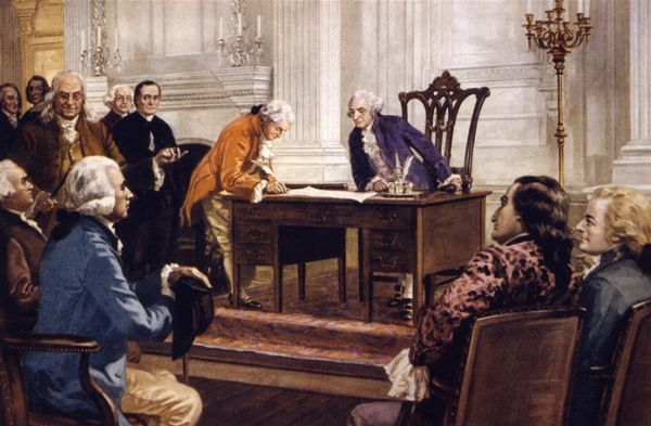 Articles of confederation date year