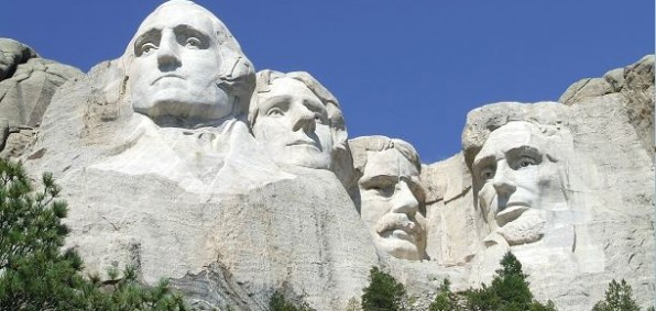 Mt. Rushmore (National Park Service image)