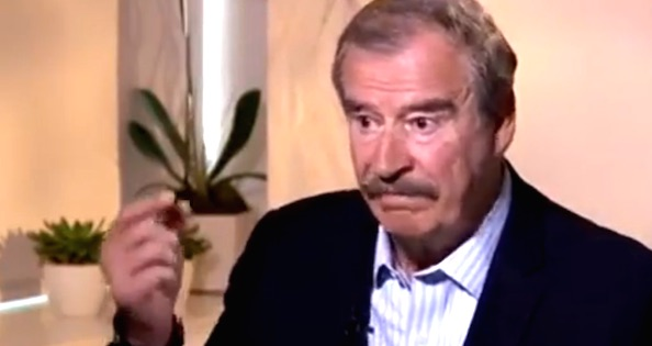Vicente Fox (Photo: Fusion screenshot)