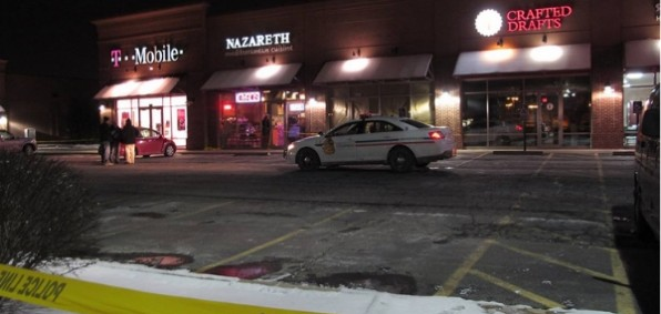 The Nazareth Mediterranean Restaurant in Columbus, Georgia, was attacked by a suspected Muslim man from Somalia Thursday night.
