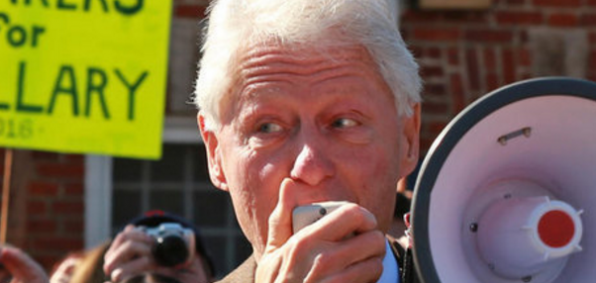 Bill Clinton (Credit: Change.org petition site)