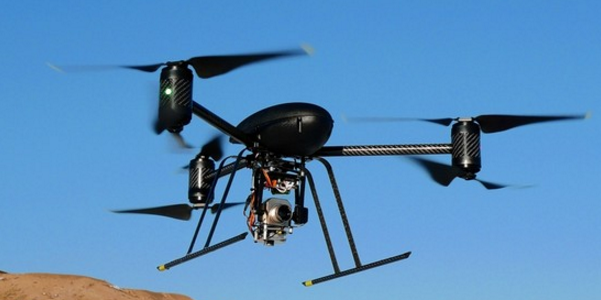 The Pentagon has flown spy drones over America, a new report revealed.