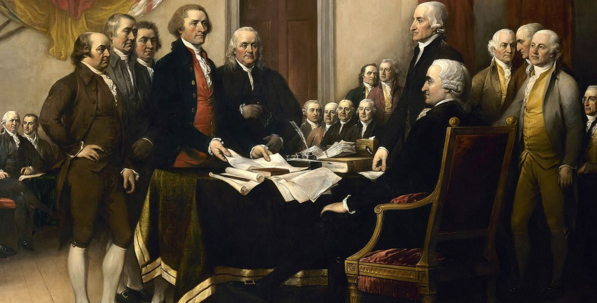 Founding Fathers did not want a two-party political system.